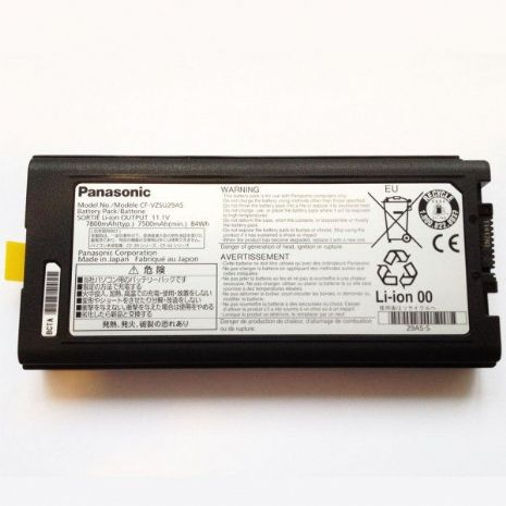 Panasonic Toughbook CF-52 Battery Model No. CF-VZSU29ASU - New | Pan-Toughbooks
